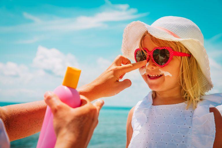 Do Children Need Sunglasses?