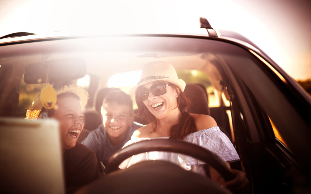 Window Tint for Your Summer Road Trip