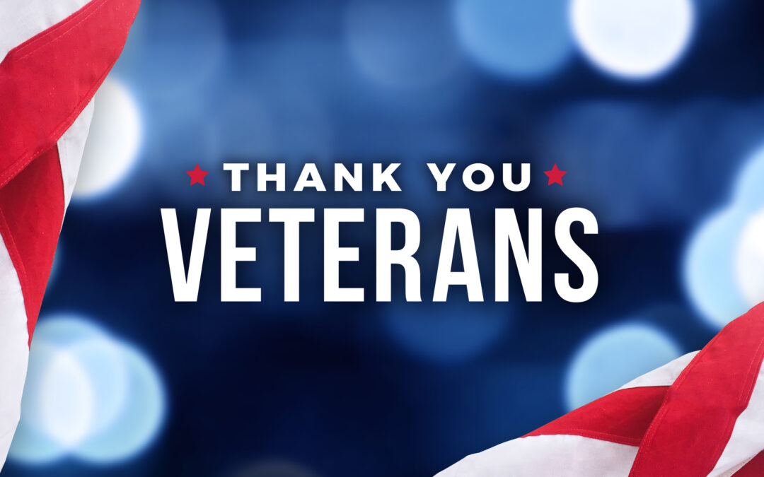 Thank a Veteran with Auto Window Tinting