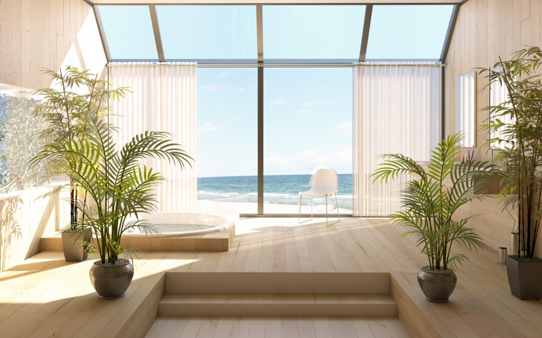 Window Tinting for Your Waterfront Home